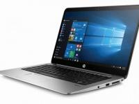 HP представила 13.3-дюймовый ноутбук бизнес-класса EliteBook 1030