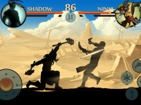 Играем на Android: Shadow Fight 2