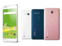 LG представила новый смартфон и планшет Qua-серии для Японии