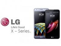 LG готовит к анонсу на лето смартфоны X Power и X Style