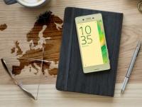 Состоялся европейский релиз смартфона Sony Xperia X