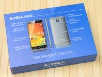 Видеообзор смартфона S-TELL M615 от портала Smartphone.ua!