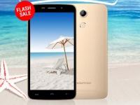 HOMTOM HT17 за $49.99 - первый в мире смартфон с MTK6737 уже в Gearbest.com