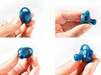Samsung анонсировала беспроводные наушники Gear IconX с функционалом фитнес-трекера