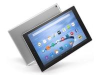 Amazon представила обновленный планшет Fire HD 10 в металлическом корпусе