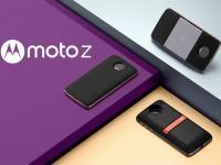 Lenovo представила флагманы Moto Z и Moto Z Force с модульными задними крышками