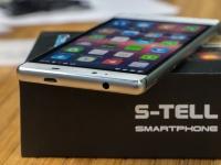 Видеообзор смартфона S-TELL M573 от портала Smartphone.ua!