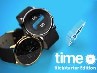 Анонсирован ограниченный выпуск смарт-часов Pebble Time Round в новых цветах