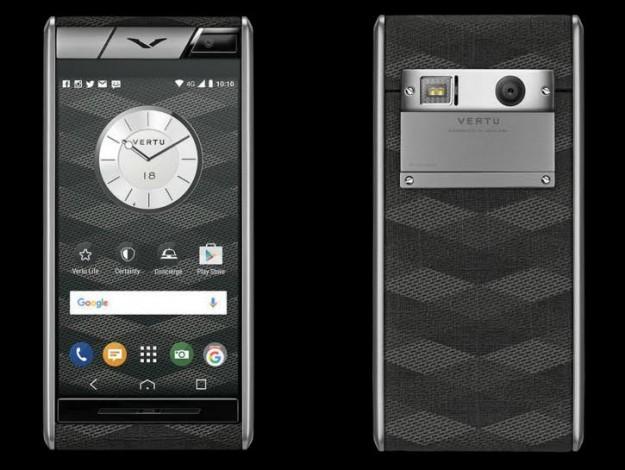 Vertu выпустит самый дешёвый смартфон в своей линейке