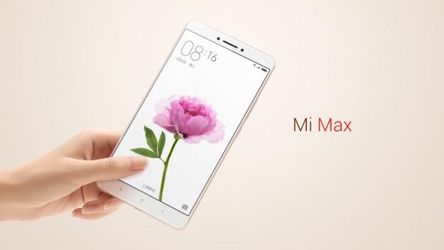 Xiaomi представила неменее доступную версию 6,44'' фаблета MiMax
