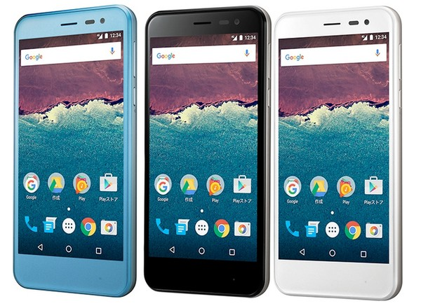 Sharp 507SH: влагозащищенный смартфон семейства Android One