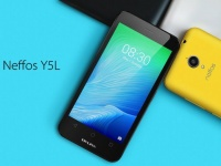 Представлен бюджетный смартфон TP-LINK Neffos Y5L с Android 6.0
