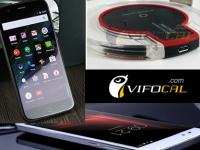 Скидки на беспроводную зарядку и аксессуары к Vernee Thor и Apollo Lite от магазина Vifocal.com