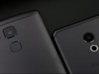 Apollo Lite (Space Grey) в сравнении с Meizu Pro 6 / OnePlus 2: дизайн и  исполнение