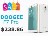 DOOGEE F7 Pro – фаблет за $238.86 с начинкой, о которой Вы даже не мечтали