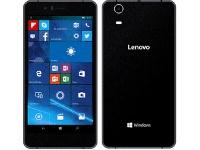 Анонсирован стеклянный Lenovo 503LV с Windows 10 Mobile для бизнеса
