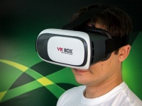 Видеообзор шлема виртуальной реальности VR BOX 2.0 Version