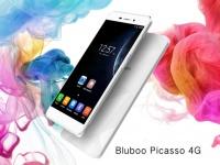 Bluboo анонсировала обновленный ультрабюджетник Picasso 4G