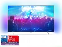Телевізор PHILIPS 65PUS7601 отримав відзнаку EISA у номінації «Краща Покупка ТВ з великим екраном 2016-2017 у Європі»