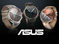 IFA 2016: ASUS представила смарт-часы ZenWatch 3 с круглым дисплеем