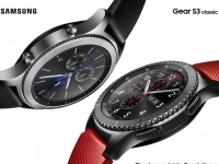 IFA 2016: Samsung представила смарт-часы Gear S3 classic и Gear S3 frontier