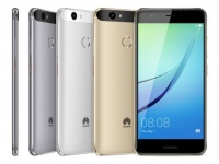 IFA 2016: Huawei представила смартфоны Nova и Nova Plus среднего уровня