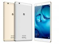 Huawei представила MediaPad M3 с аудио и мультимедийными премиум-технологиями