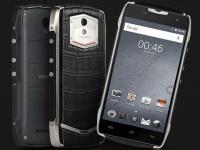 Смартфон Doogee T5 Lite: корпус с натуральной кожей и защищенность IP67 по цене $110