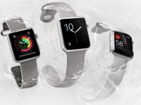 Водонепроницаемые смарт-часы Apple Watch представлены официально