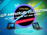 Масштабная акция на покупку планшетов Chuwi