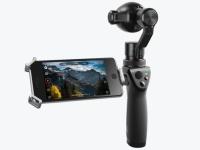 DJI OSMO – ручной стабилизатор (стедикам) с камерой в 4К и ценой в $599.89
