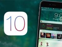Состоялся релиз финальной версии iOS 10