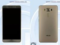 TENAA сертифицировала два новых смартфона ASUS Zenfone 3