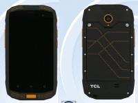 TCL T9 — бюджетный смартфон-внедорожник с 8Мп камерой