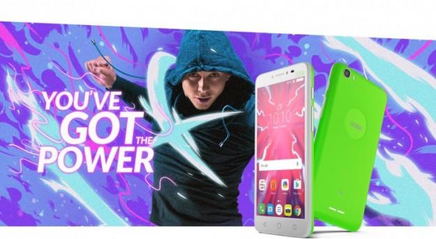 Смартфон Alcatel Pixi 4 Plus получил аккумулятор емкостью 5000 мА∙ч