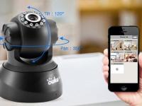 Товар дня: беспроводная Wi-Fi IP камера для видеонаблюдения за $21.99