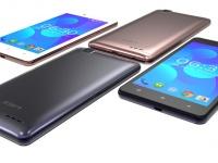 Zen Cinemax Force 1 — 4-ядерный смартфон с ОС Android 6.0 и функцией SOS за $64