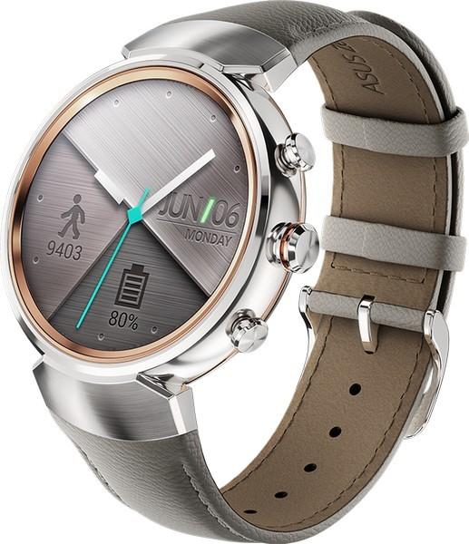 Смарт-часы ASUS ZenWatch 3 выйдут осенью