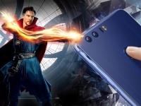 Honor 8 получил специальную версию Doctor Strange Limited Edition