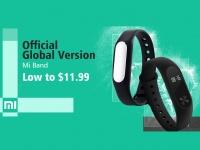 Товар дня: смарт-браслет Xiaomi Mi band 1S и Mi band 2 со скидкой 68%