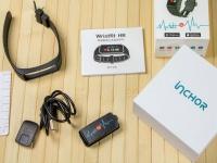 Видеообзор фитнес-трекера inCHOR Wristfit HR от портала Smartphone.ua!