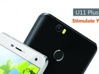 OUKITEL U11 Plus получит 4 ГБ ОЗУ и две 13Мп камеры