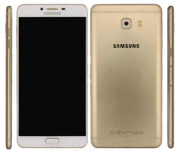 Самсунг  Galaxy C9 с6 ГБоперативной памяти дебютирует 21октября