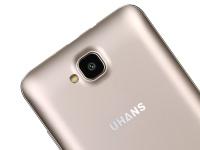 UHANS H5000 побалует покупателей 8 Мпикс. камерой