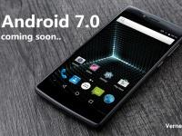 Apollo Lite — первый 10-ядерный смартфон с ОС Android 7.0 Nougat