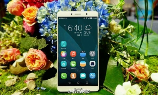 Смартфон Huawei Mate 9 сдвойной камерой показался вживую