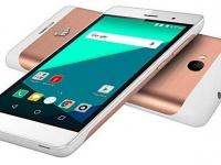 Micromax Canvas Spark 4G — 5-дюймовый смартфон с dual-SIM и Android 6.0 за $75