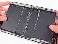 Замена аккумулятора для планшета