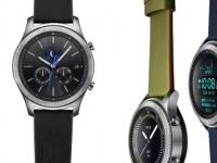 Samsung анонсировала международный релиз смарт-часов Gear S3 frontier и classic