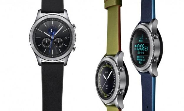 Стартовала продажа смарт-часов Самсунг Gear S3